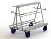 AME 15346 Stainless Steel Trolley