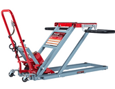 Pro-Lift T-5501 750/500 lb Air Actuated Lawn Mower Lift