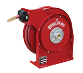 ReelCraft B4435 OLP Premium Duty Spring Retractable Hose Reel