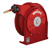 ReelCraft 5630OLP Premium Duty Spring Retractable Hose Reel