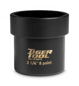 Tiger Tool 18010 3-1/4″ 8 Point Axle Nut Socket