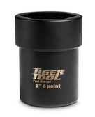 Tiger Tool 18120 2″ 6 Point Axle Nut Socket