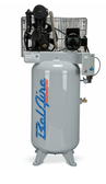BelAire 438VE4 5HP, 460V 3 PH, 80V Gal Iron Series Piston Compressors