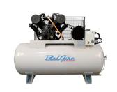 BelAire 4112D 10HP, 208-230 1PH, 120H Gal Iron Series Piston Compressors