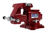 "Wilton 28818 Utility Bench Vise 4-1/2"" Jaw Width, 4"" Jaw Opening, 360° Swivel Base"