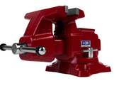 "Wilton 28816 Utilty HD Bench Vise 8"" Jaw Width, 8-1/2"" Jaw Opening, 360° Swivel Base"