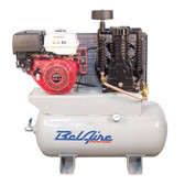 BelAire 4G3HHL 13HP, Honda, 30H Iron Series Piston Compressors