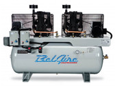 BelAire 3112D 120 Gallon Two Stage Electric Duplex Compressor