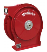 ReelCraft 5605 OLP – 3/8 in. x 50 ft. Premium Duty Hose Reel