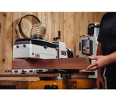 JET 723510 JWDS-1020 Benchtop Drum Sander | IN USE