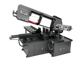 Jet MBS-1323EVS-H, Semi-Automatic Dual Mitering Bandsaw 3HP 230V, 3-Ph