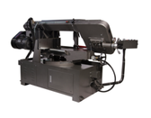"""Jet 424475 HBS-1220MSAH, 12"""" x 20"""" Semi-Automatic Mitering Variable Speed Bandsaw with Hydraulic Vise"""