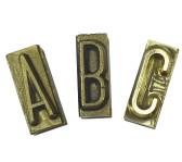 AME 73500-LET A-Z Letters Set