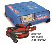 ASSOCIATED ESS6100 LEAD-ACID / LITHIUM BATTERY CHARGER AND DIAGNOSTIC SUPPORT