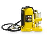 ESCO 10381 PRO SERIES 20 TON AIR HYDRAULIC BOTTLE JACK