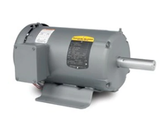 BALDOR EGDM3615T 5HP, 1750RPM, 3PH, 60HZ, 184TZ, 3642M, TEFC, F1 FARM MOTOR