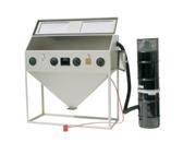 "ALC 40413L 60"" Wide Abrasive Blast Cabinet with LED Light Kit"