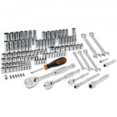 "GEARWRENCH 83001D 118 Pc. 1/4"", 3/8"" & 1/2"" Drive 6 & 12 Point Standard & Deep SAE/Metric Mechanics Tool Set"