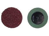 "ATD 87250 2"" Aluminum Oxide 50 Grit Grinding Disc"