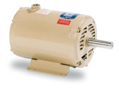 Baldor UCM1014 10-15 HP 3450 RPM Three Phase OPAO Grain Dryer Vane Axial Fan Motor