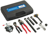 OTC 4631 Battery Terminal Service Kit, 8pc
