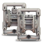 "Versa-Matic E1AA2R229C-ATEX 1"" Diaphragm Pump - Made in USA"