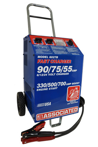 Associated 220V Heavy Duty Battery Charger