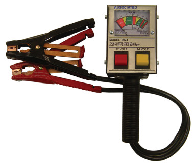 Associated Hand-Held Alternator / Battery Tester