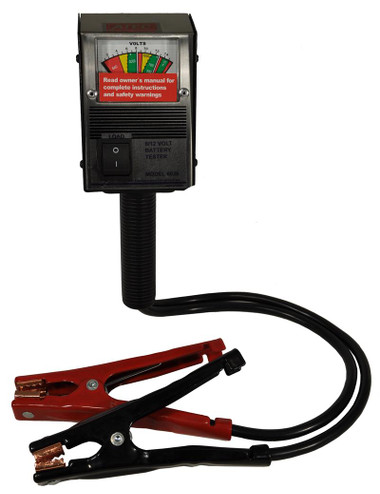 Associated Hand-Held Battery Load Tester