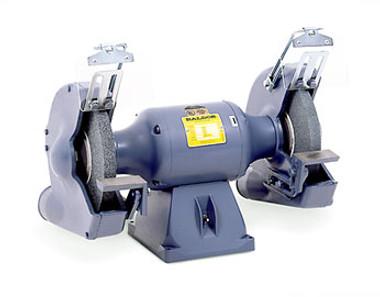 "Baldor 10"" Bench Grinder, 1 HP, Single Phase"