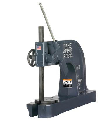 Dake 902003 Model 1-1/2C 3 Ton Ratchet Lever Arbor Press