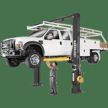 BendPak XPR-18CL 18,000 lb Super-Duty Clearfloor 2 Post Lift