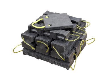 AME 15255 Super Stacker Cribbing Blocks Kit
