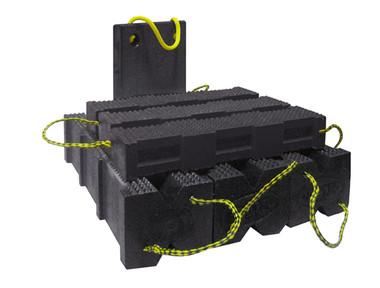 AME 15252 Super Stacker Cribbing Blocks Kit
