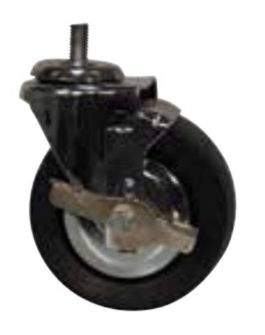 """JohnDow 30GC-48 5"""" Locking Front Caster"""