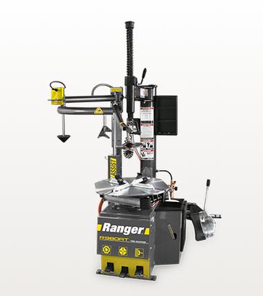 "Ranger R980AT RimGuard 50"" Capacity Swing-Arm & Single Power Assist"