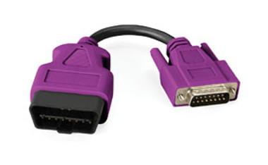 Nexiq 442023 OBD II Adapter Cable, US13 MACK/Volvo