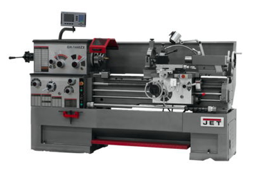 Jet 321470 Lathe with Newall DP700 DRO