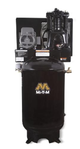 MI-T-M ACS-23175-80HM 80-Gallon Two Stage Electric