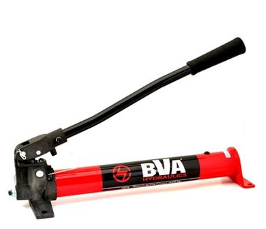BVA P601S Single Speed Hand Pump 37 in³ Reservoir