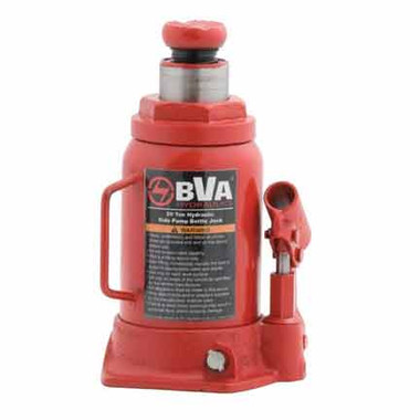 BVA Hydraulics J10205 Manual Bottle Jack