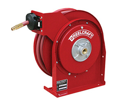 ReelCraft 4625 OLP Premium Duty Spring Retractable Hose Reel