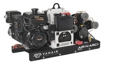 Vanair 050707 Air N Arc 150 No Air Storage