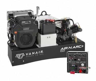 Vanair Air N Arc 150 30 Gallon Air Storage | 050681
