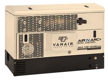 Van Air 050590 Air N Arc 300 ALL-IN-ONE Power System
