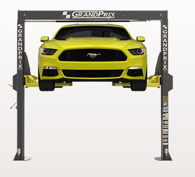 "BendPak GP-7LC GrandPrix Series 2-Post Lift / 7,000-lb. Capacity / 118.5"" Overall Height"