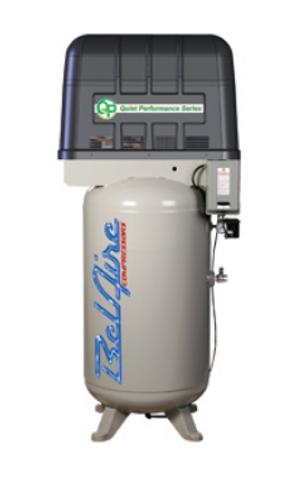 BelAire QP338VLE 7.5HP, 208-230 3 PH, 80V Gal Quiet Performance
