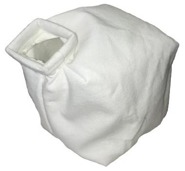Baldor DA-1 Dust Collector Bag with Clip