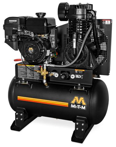 MI-T-M ABS-14M-30H 30-Gallon Two Stage Gasoline