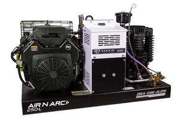 Van Air 051833 Air N Arc 250-L ALL-IN-ONE Power System